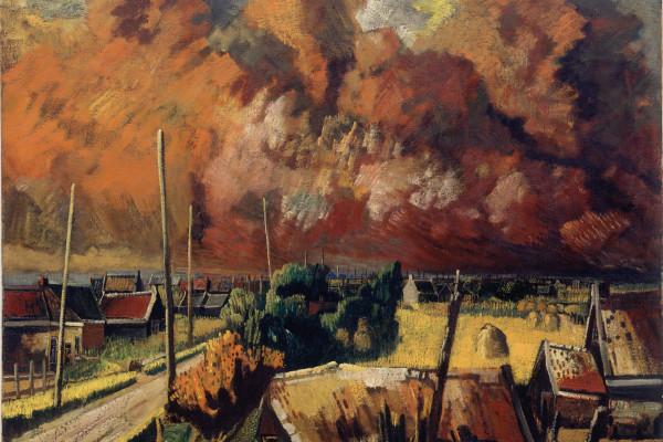Brand van Rotterdam 1940