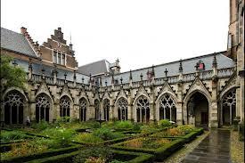 Domtuin te Utrecht