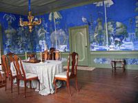 De Blauwe kamer in Het Nijsinghuis