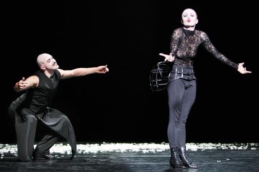Le Chat Noir van Scapino ballet rotterdam