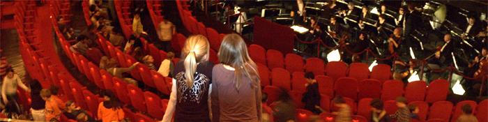 Aanbod primair onderwijs van het Muziektheater te Amsterdam