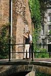 Amersfoort (Tinnenburg en Huis met Paarse Ruitjes)