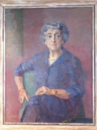 Henriette Polak door Joop Sjollema
